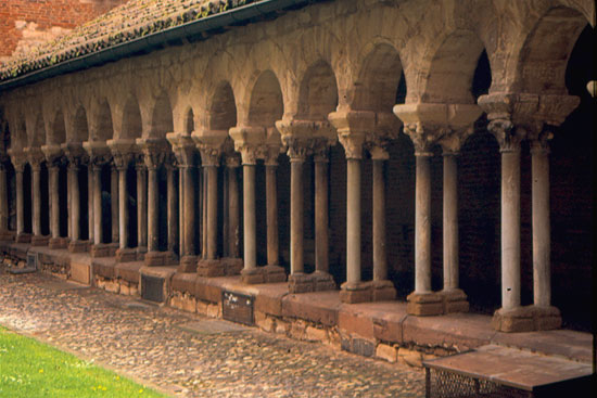 Cloisters - Saint Salvi - Albi