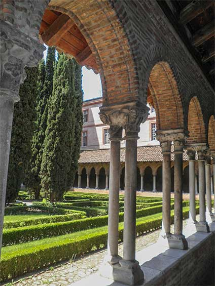 Cloisters of Jacobins