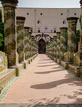 Cloister of Clairesses - Naples